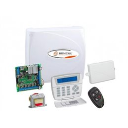 KIT ANTIFURTO ALLARME WIRELESS BENTEL KYO8W AD 8 ZONE