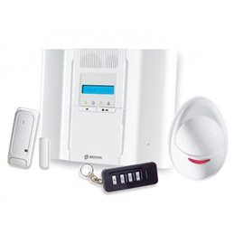 KIT ALLARME ANTIFURTO WIRELESS VIA RADIO BENTEL BW64