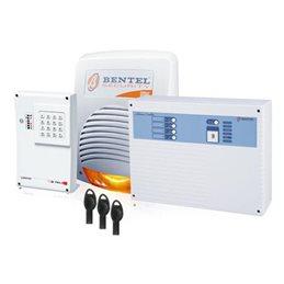 KIT ANTIFURTO ALLARME CASA BENTEL NORMA8T CON COMBINATORE GSM BTEL-GT