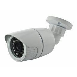 Dome IP 2,0Mpixel IR18Led H.264 2,8-12mm IP65 12Vdc/Poe