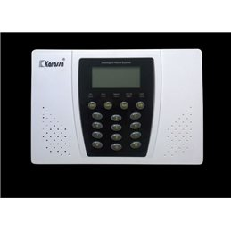 CENTRALE ANTIFURTO KS-868E CON COMBINATORE GSM INTEGRATO