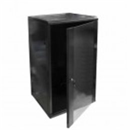 "Armadio Rack pensile Nero RAL9004 19"" 22U 600mm"